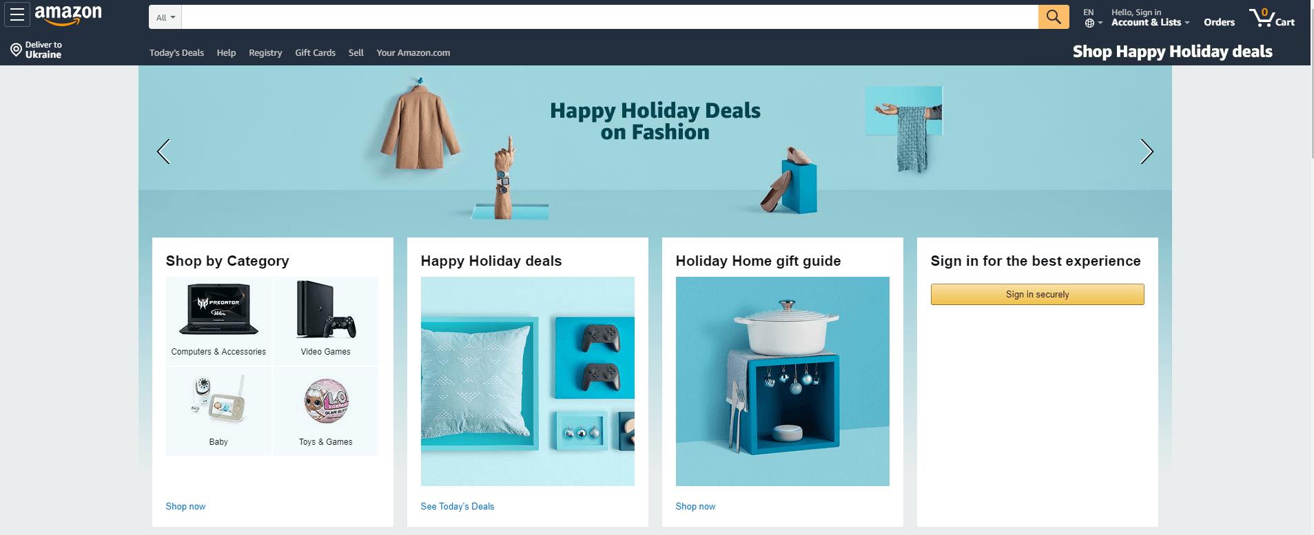 что такое Amazon