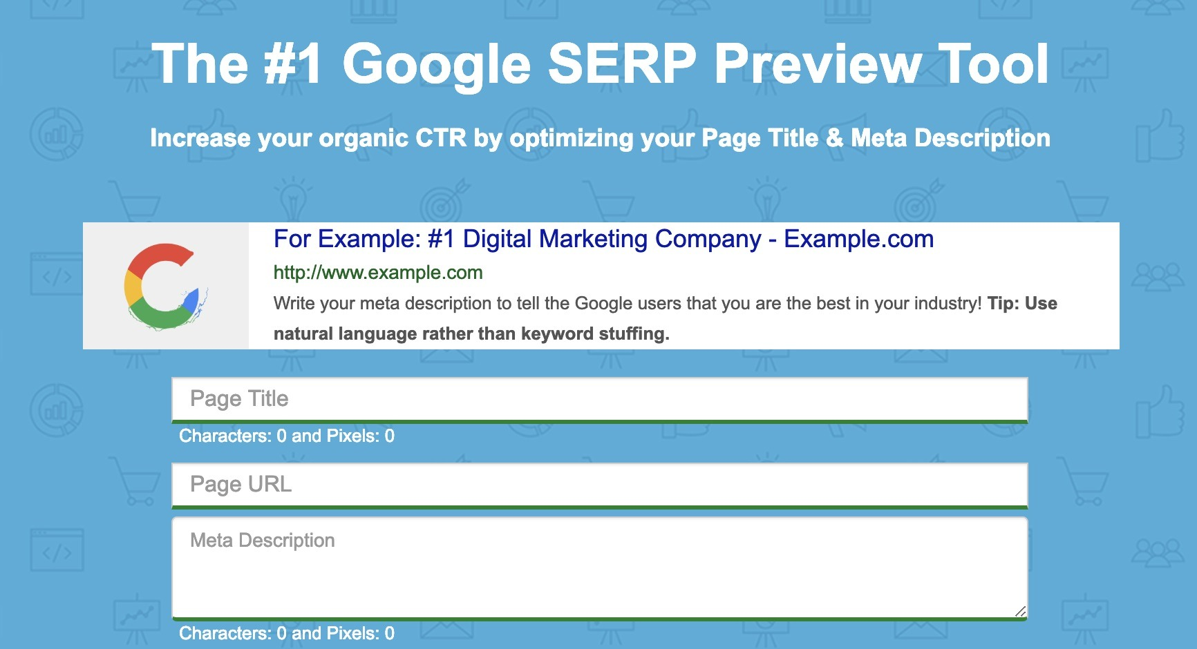 что такое Google SERP Tool